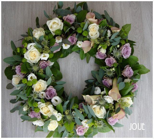 smuteční květiny #5