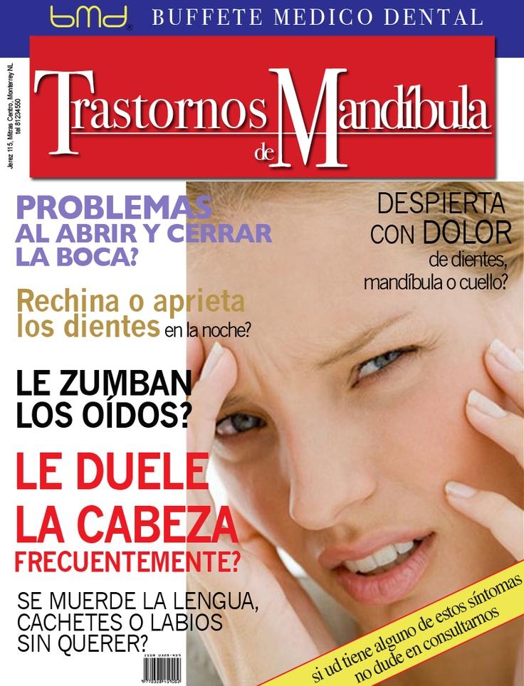 Dentista en Monterrey presenta cuestionario para estar alertas sobre los trastornos de mandíbula. visita www.dentistamonterrey.mx