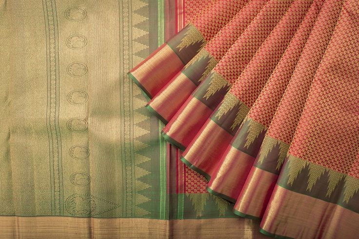 Kanakavalli Silk from Parisera