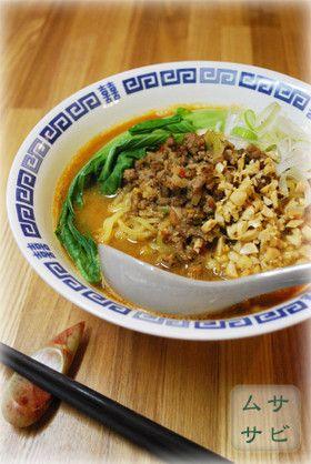 本格坦々麺