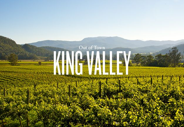 Prosecco Road at King Valley. Broadsheet