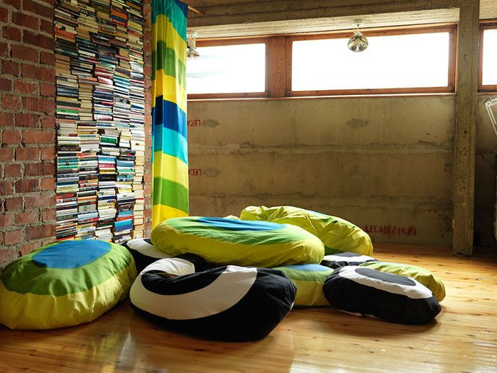 25 best Big floor pillows images on Pinterest | Floor cushions, For ...