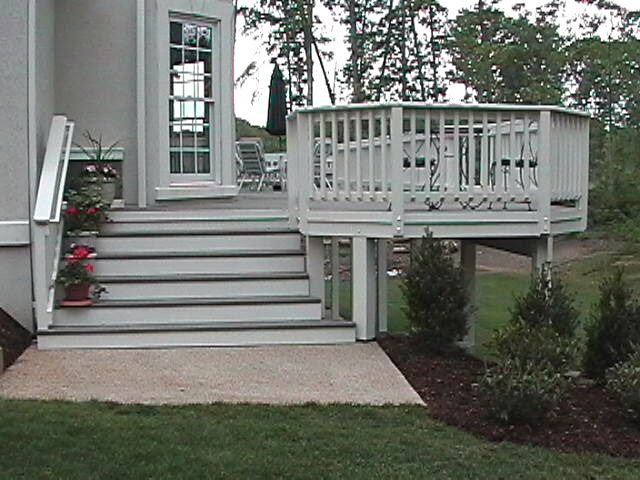images about deck design stairs benches etc on pinterest wood decks