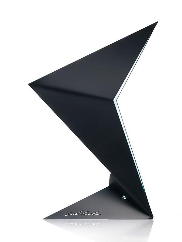 Aurora - Lamp by Leonardo Criolani » Yanko Design