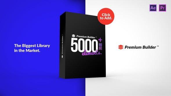 Premiumbuilder Motion Pack Motion Templates Videohive