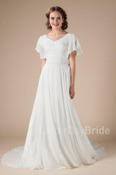 2b302ea01b6 modest wedding gowns in Salt Lake City