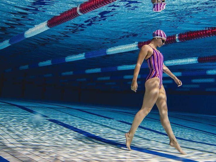 schwimmen bauchfett