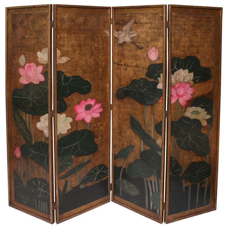 1stdibs - Colorful Japanese Screen. explore items from 1,700  global dealers at 1stdibs.com