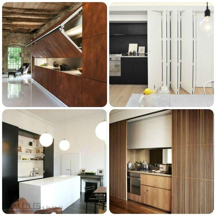 17 mejores ideas sobre dise os de cocina abierta en for Unir cocina y salon