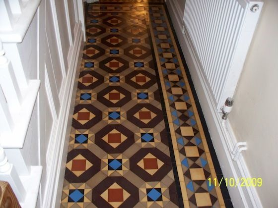 Minton Tile Restoration Derby