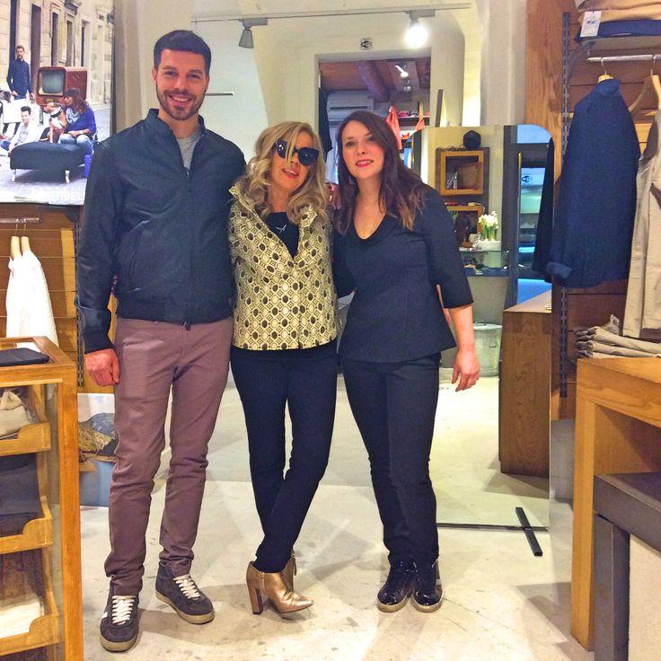 É sempre un piacere incontrare coppie giovani e intraprendenti🔝🔝🔝 #orgogliodiessereitaliano #italyintheworld #madeinitaly #fashion #styles  #model #glam #glamour #outfit #ootd #instagood #instafashion #shopping #today #tagsforlikes #todayimwearing #mylook #fashionista #instastyle #fashiongram #beautiful  #swag #cute #confezionimontibeller #borgovalsugana #trentino #livelovevalsugana  http://www.confezionimontibeller.it