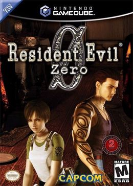 Resident Evil Zero (2002): I haven't actually finished the game yet.... (I'm restarting it too since I got the Wii version) but I love Rebecca and Billy! (Mostly because of the book adaptation of the game, but......still) <3