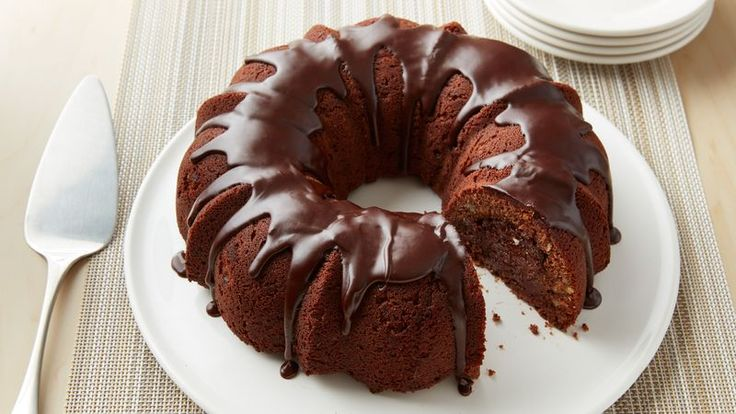 Tunnel Of Fudge Bundt Cake Recipe Without Nuts
