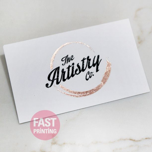 194 best business cards images on pinterest cartes de visita foil business card reheart Choice Image