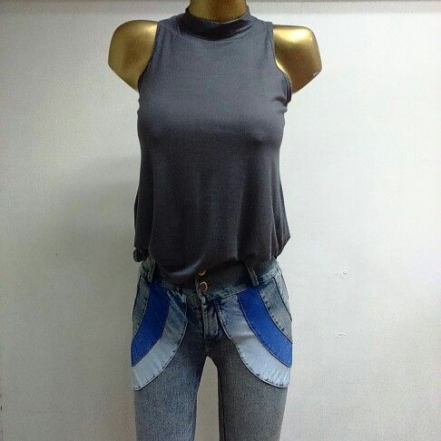Pole y jeans diseño bubi.