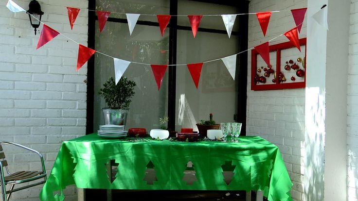 Hágalo Usted Mismo - ¿Cómo decorar la mesa de cumpleaños?