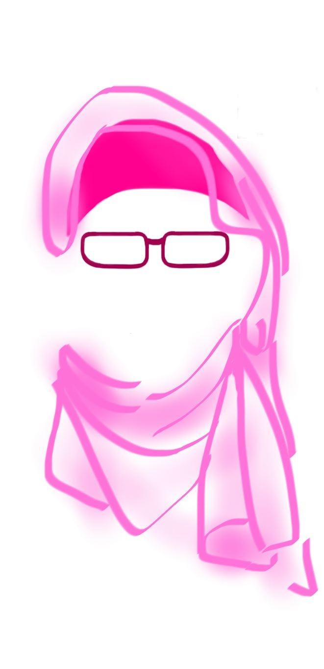 dita in pink