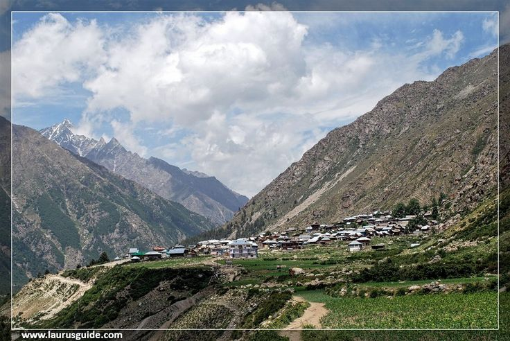 Chitkul is a village located in the Baspa Valley in Himachal Pradesh. Located at a height of 3450 m above sea level, it is a frontier village and the last settlement before the Indo-Tibetan border. It is also the last northward point in India that one can travel to without a permit. Chitkul is known for growing some of the finest quality peas and potatoes in India.