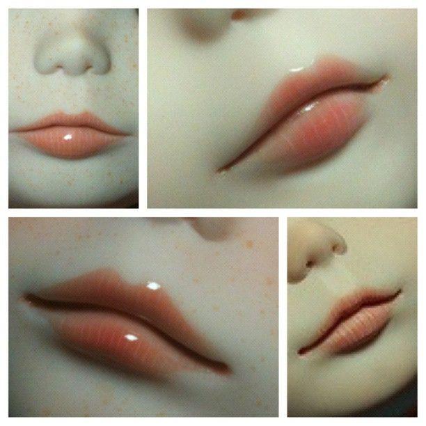 Carved Lips   Flickr: partage de photos!