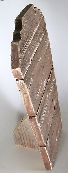 Rustic jewelry display | Jewelry Display Easel Rustic Aged Wood | A selling place