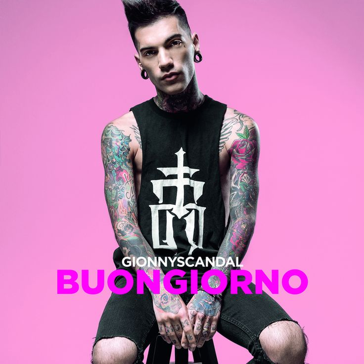 GIONNYSCANDAL - Buongiorno (2016) [Single] DOWNLOAD FREE iTunes Mp3 Free All
