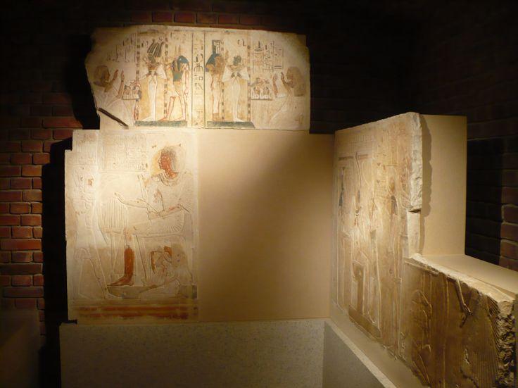 #neues #museum #berlin #museumsinsel #wyspa #muzeów #egipt #sztuka #egipska #starożytność