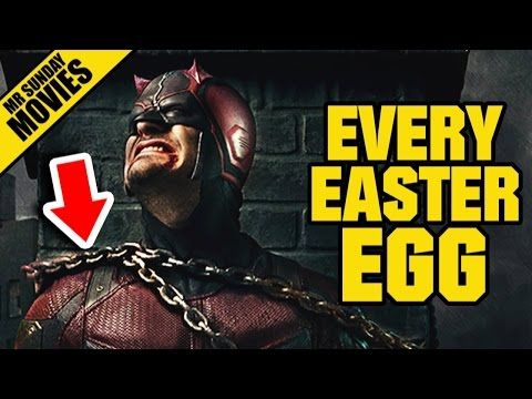 Mr. Sunday Movies Satisfies All Your Daredevil Season 2 Easter Egg Needs | The Mary Sue