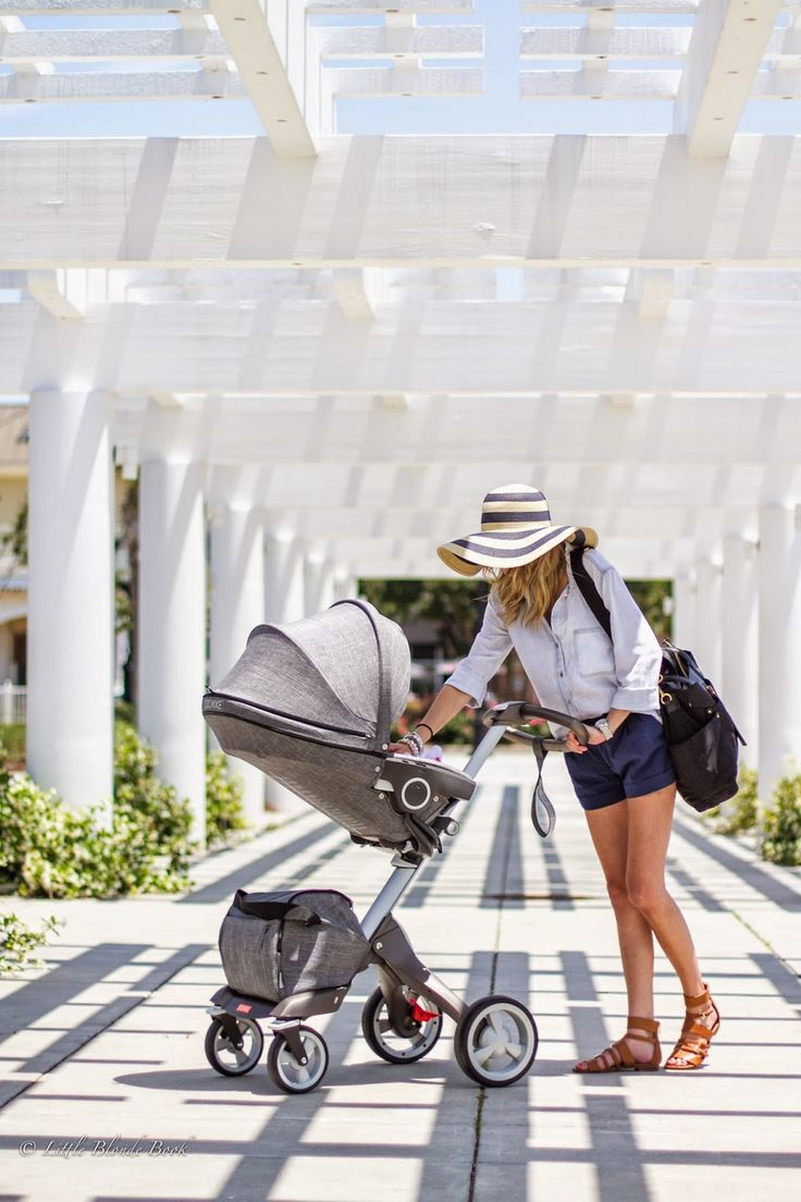 New Mommy Must-Haves // Stokke Xplory Stroller