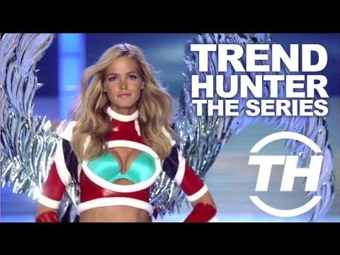 "TREND HUNTER REALITY TV PROMO: Superhero Fashion, Paparazzi Flash Mobs & Tattoos  This is so FAB ~ wasn't sure where to  ""Pin"" it!"