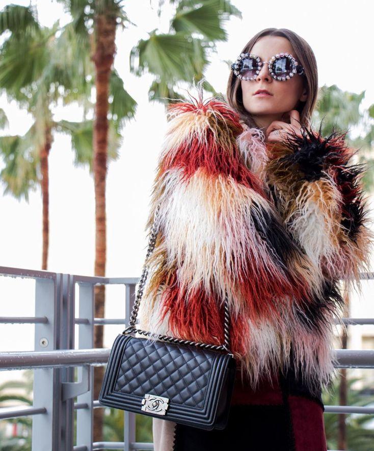 fashion blog + lifestyle blog + style blog + premium + chanel + boy + bag + iro + jumpsuit + petite + back + beautiful + lacma + los angeles + style + outfit + house of comil