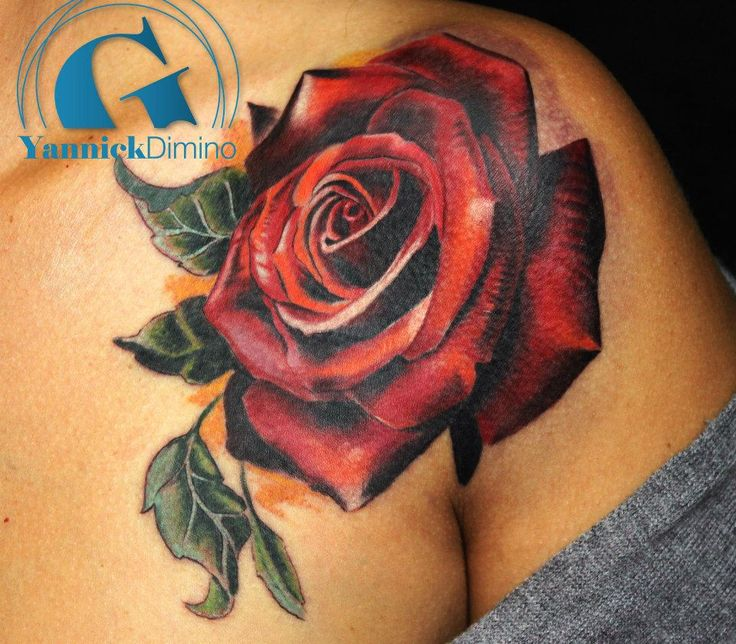 17 meilleures id es propos de tatouage rose epaule sur pinterest tatouages de rose sur l - Tatouage epaule femme rose ...
