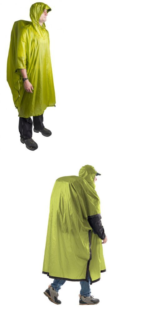 Other Hiking Gear 27363: Sea To Summit Ultra-Sil Waterproof Tarp, Shelter, Pack Cover And Poncho -> BUY IT NOW ONLY: $119.5 on eBay!