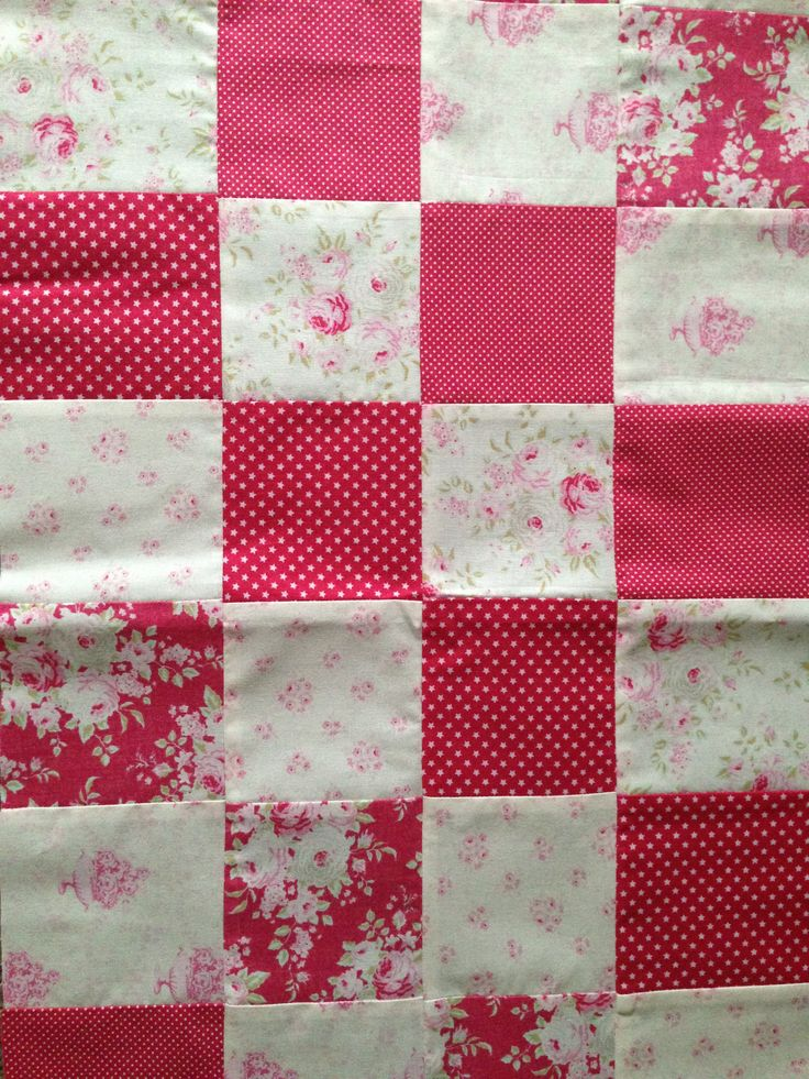 Tilda Sweet Christmas quilt I making at the moment.