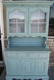 beautiful color: China Cabinets, I Love You, Duck Eggs, Colors, Chicken Wire, Duck Egg Blue, Blue Hutch, Ducks Eggs Blue, Robins Eggs Blue