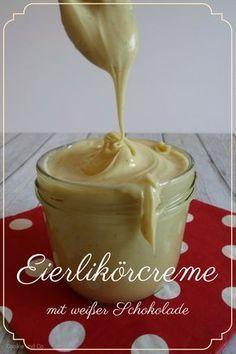 #rezept #recipe #Ostern #easter #thermomixrezepte #frühstück #breakfast #Eierlikör #thermomix #easypeasy #geschenkeausderküche #schokolade #Chocolate #whitechocolate #weißeschokolade