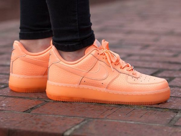 nike air force sunset glow 424