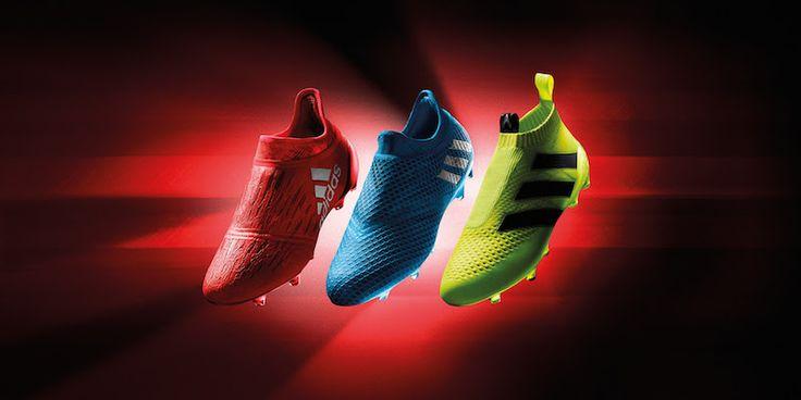 Adidas presenta lo Speed of Light Pack, le scarpe da calcio per la prossima stagione - http://www.maidirecalcio.com/2016/07/12/adidas-speed-of-light-pack.html