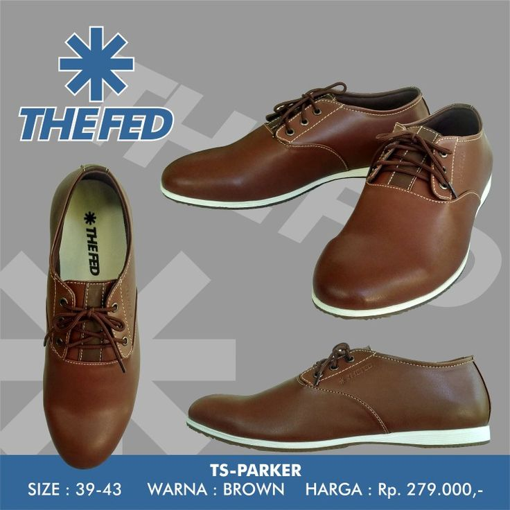 THE FED Footwear TS-PARKER Brown  jujung@gmail.com
