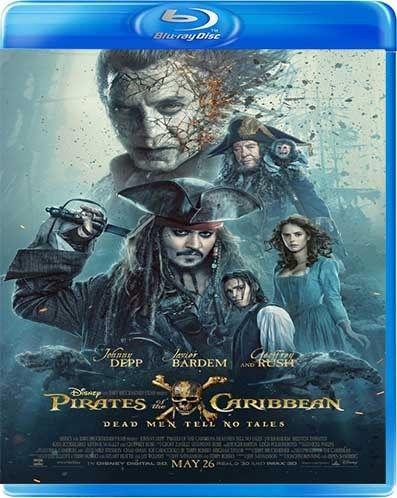 Piratas do Caribe: A Vingança de Salazar – 2017 Torrent Download – BluRay 720p e 1080p 5.1 Legendado