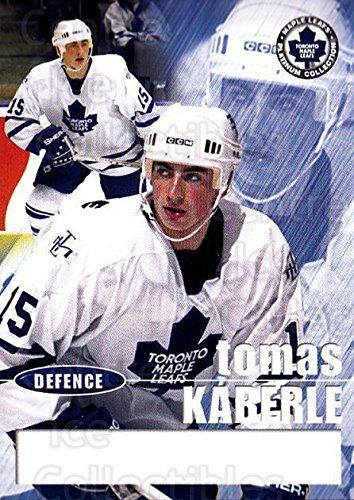 Maple Leafs Tomas Kaberle Card