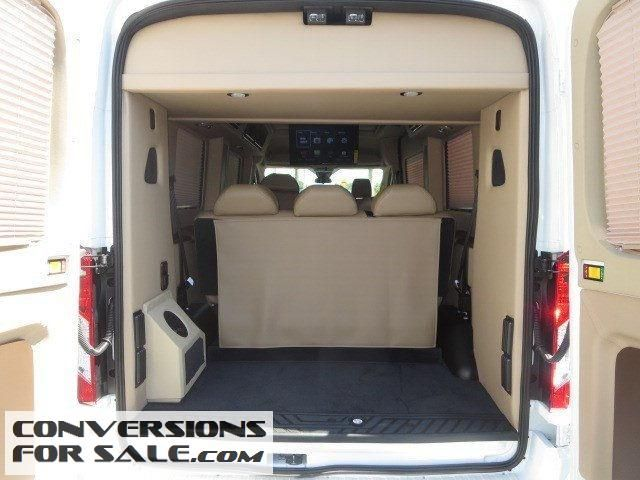 Ford Transit Conversion Van >> 2015 Ford Transit 250 Conversion Van by Sherrod Vans ...