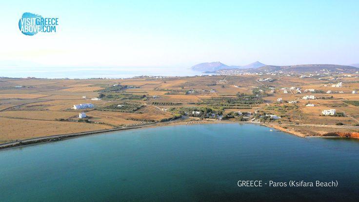 Ksifara Beach @ Paros island , Greece !!!