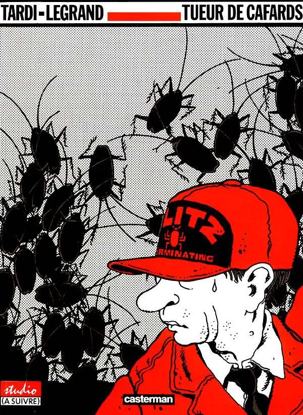 Tueur de cafards 1984 Casterman