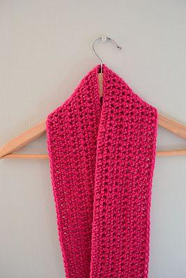 Crochet in Color: Ireland's Scarf patternCrochet Scarf, Free Pattern, Single Crochet, Ireland Scarf, Colors, Extended Single, Crochet Scarves, Crochet Knits, Scarf Pattern