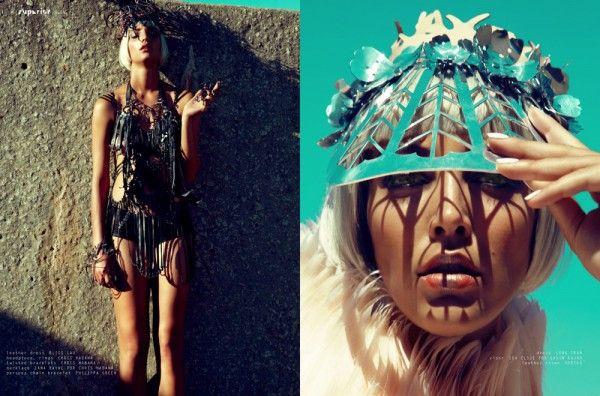 SUPERIOR MAGAZINE June 2013 - Fashion Editorial by NEIL FRANCIS DAWSON
