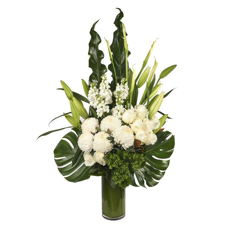 Bloom'd sympathy vase