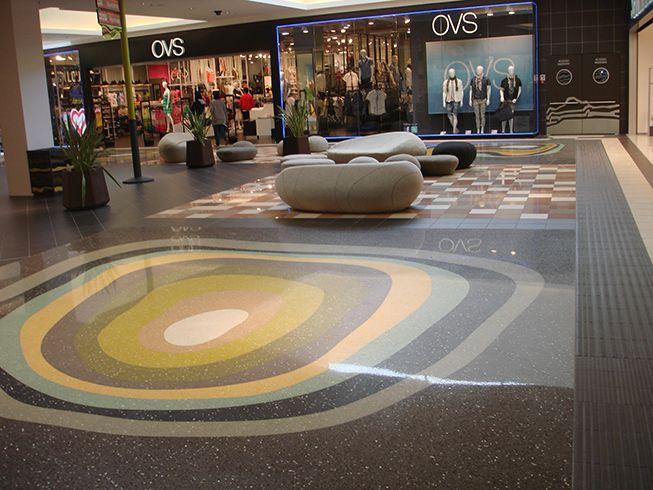 terrace shopping centre