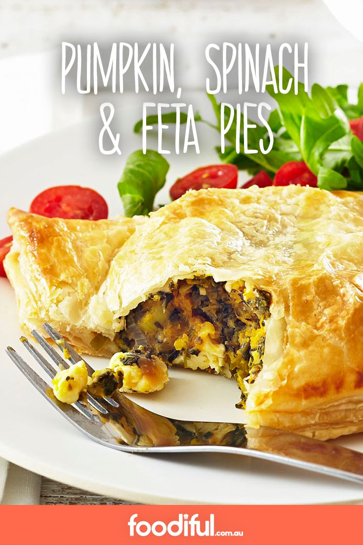 Tasty little pies for hungry hands that make a great dinner or a lovely lunchbox treat. 30mins   Serves 4