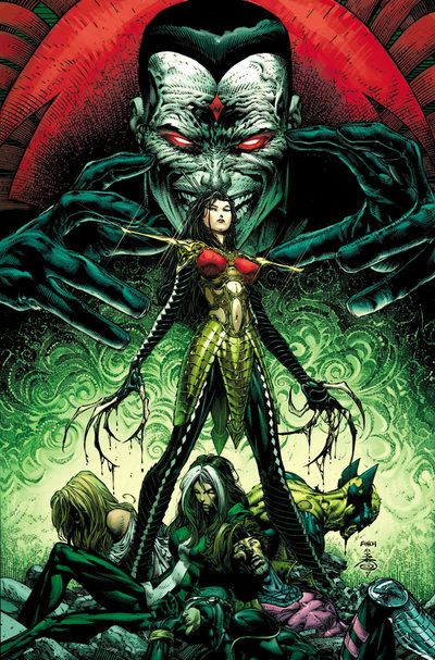 Mr Sinister & Lady Deathstrike Auction your comics on http://www.comicbazaar.co.uk