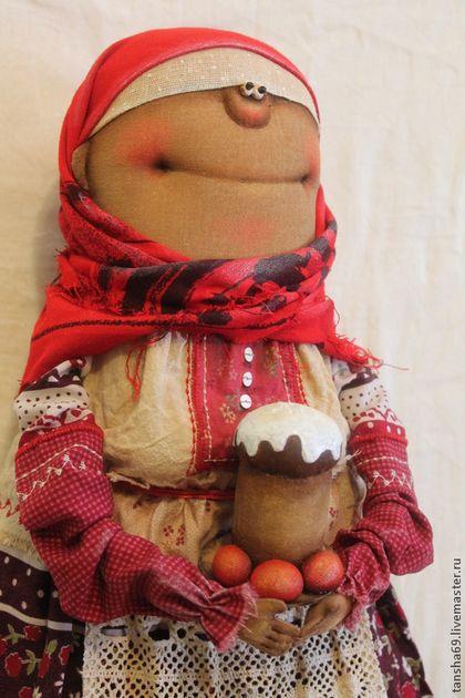 Коллекционные куклы ручной работы. Ярмарка Мастеров - ручная работа Пасха. Handmade.